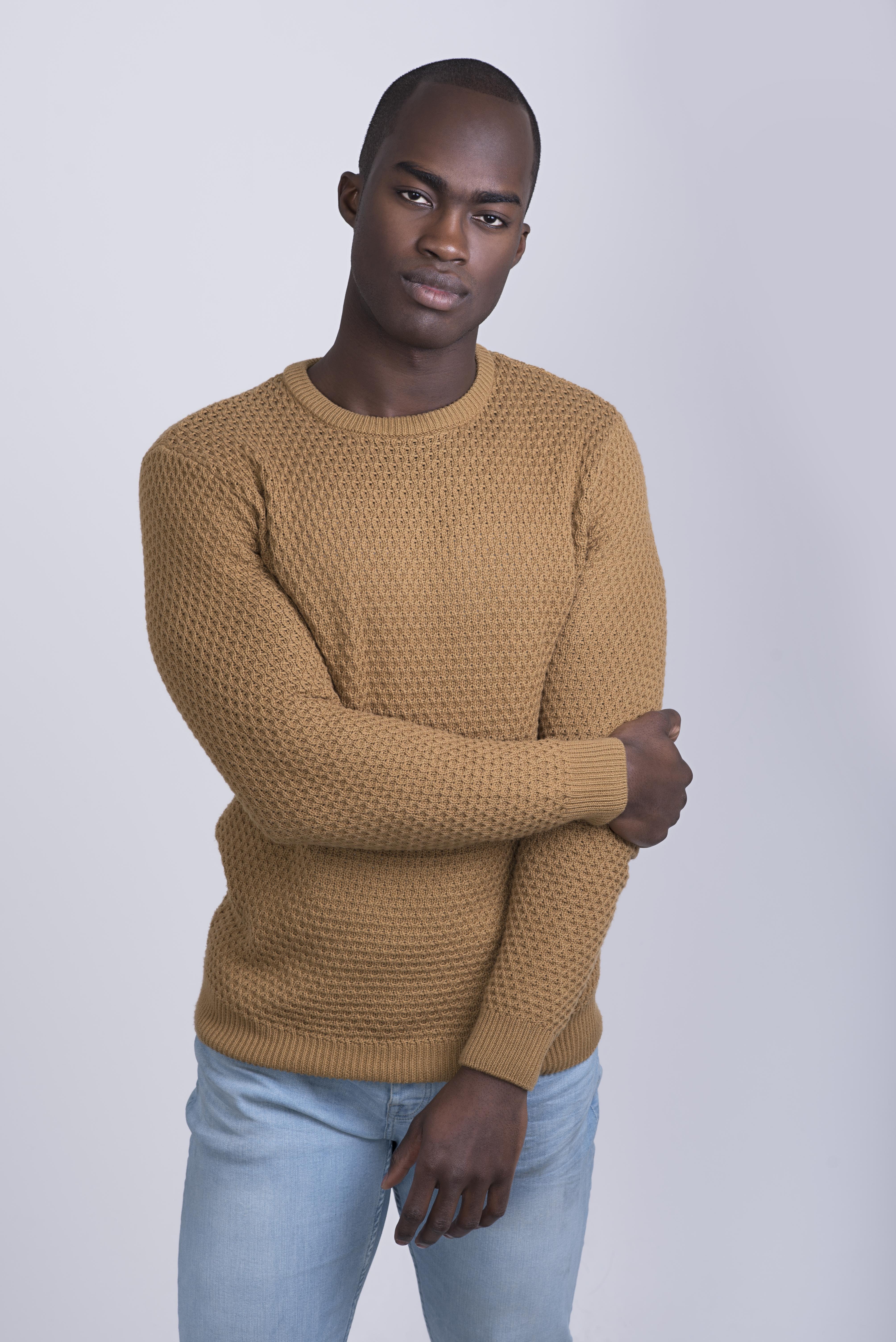 Model Book of Jeffery Adu