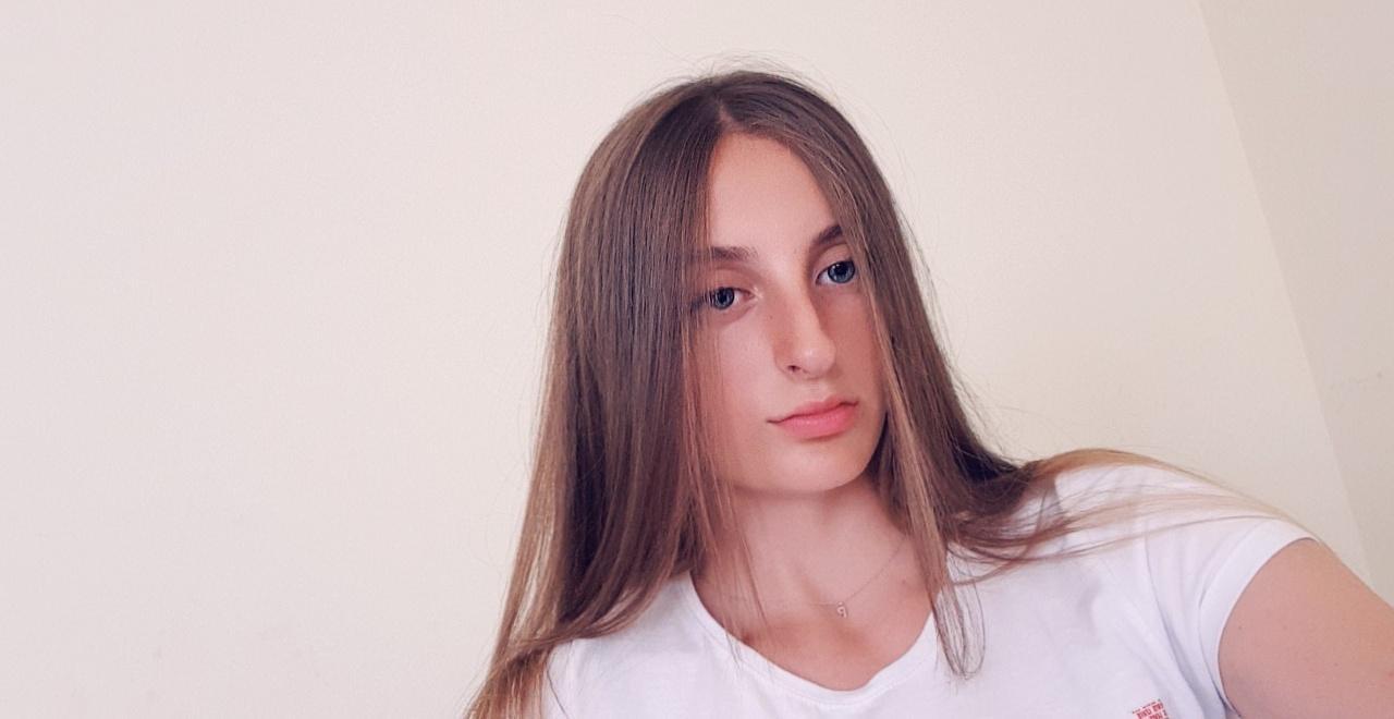 Polaroid Picture of Paulina Norkute