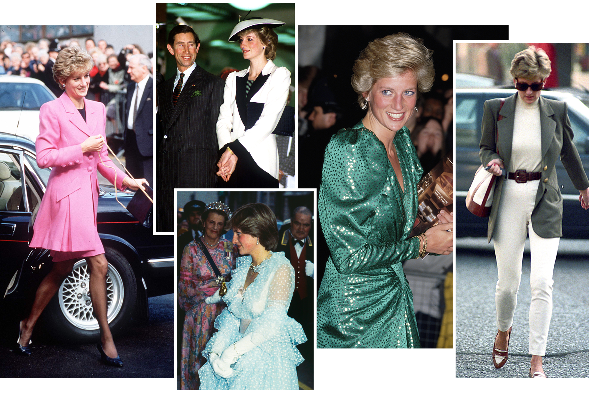 Princess Diana - Fashion that will never go out of style
