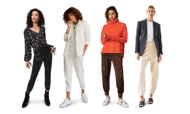 Trend Watch : How Sweatpants became a hot Fashion Look