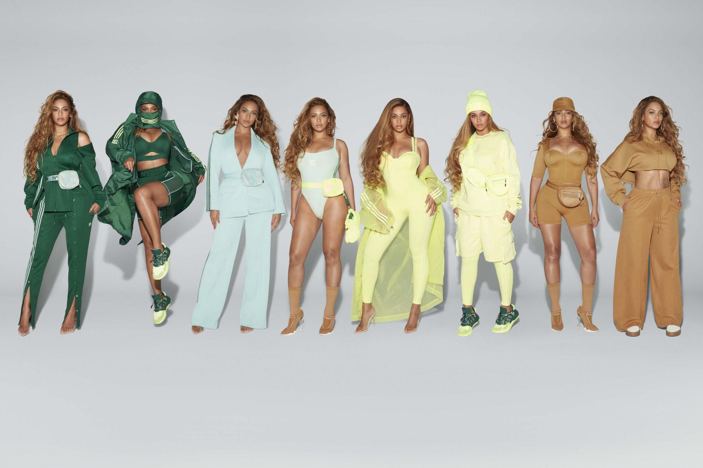 Beyonce Launches Ivy Park Collection